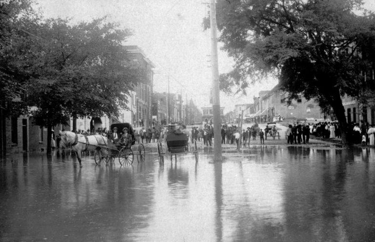 fayetteville nc flooding image