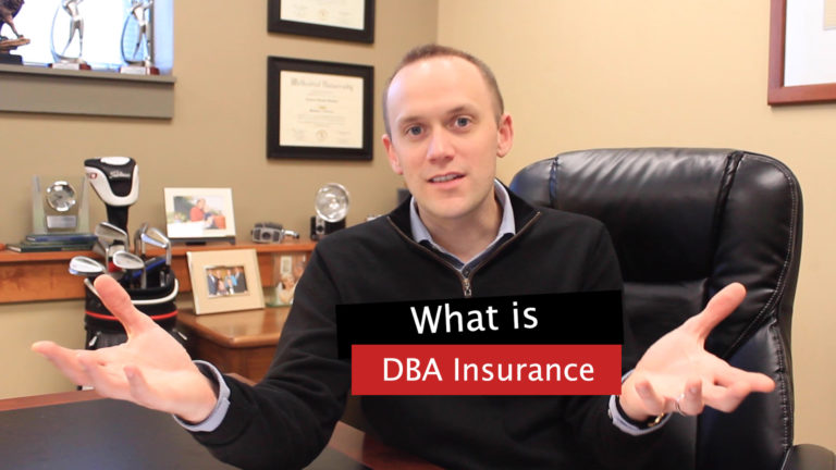 What is DBA Insurance